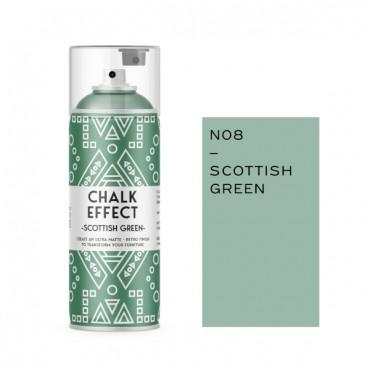 Spray Chalk No8 Scottish Green 400ml