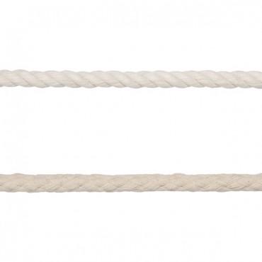 Σχοινί Βαμβακερό Πλεκτό 10mm