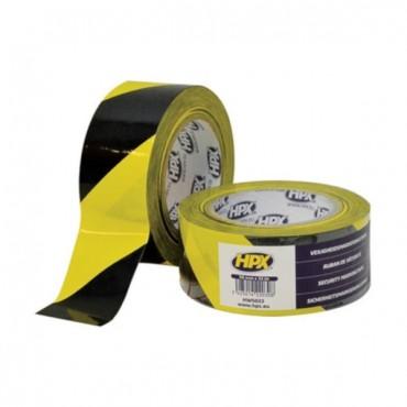Ταινία Mαρκαρίσματος Κίτρινη/Μαύρη 50mm*33m HPX