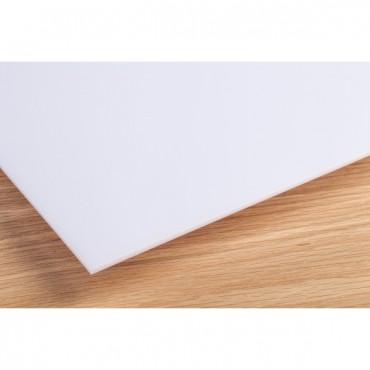 Πολυκαρβονικό Φύλλο Λευκό 8mm