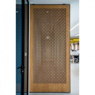 Διαχωριστική Συρόμενη Πόρτα